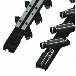 Système de volets orientables NI 54