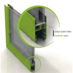 Calço para Vidro Duplo (18x28x4)