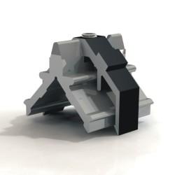Esquadro Misto Pequeno (36 x 14)