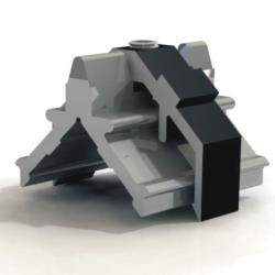 Esquadro de Alumínio